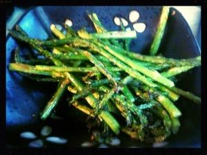 Roasted Asparagus 4