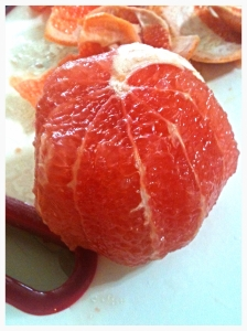 Salmon with Grapefruit Relish 4