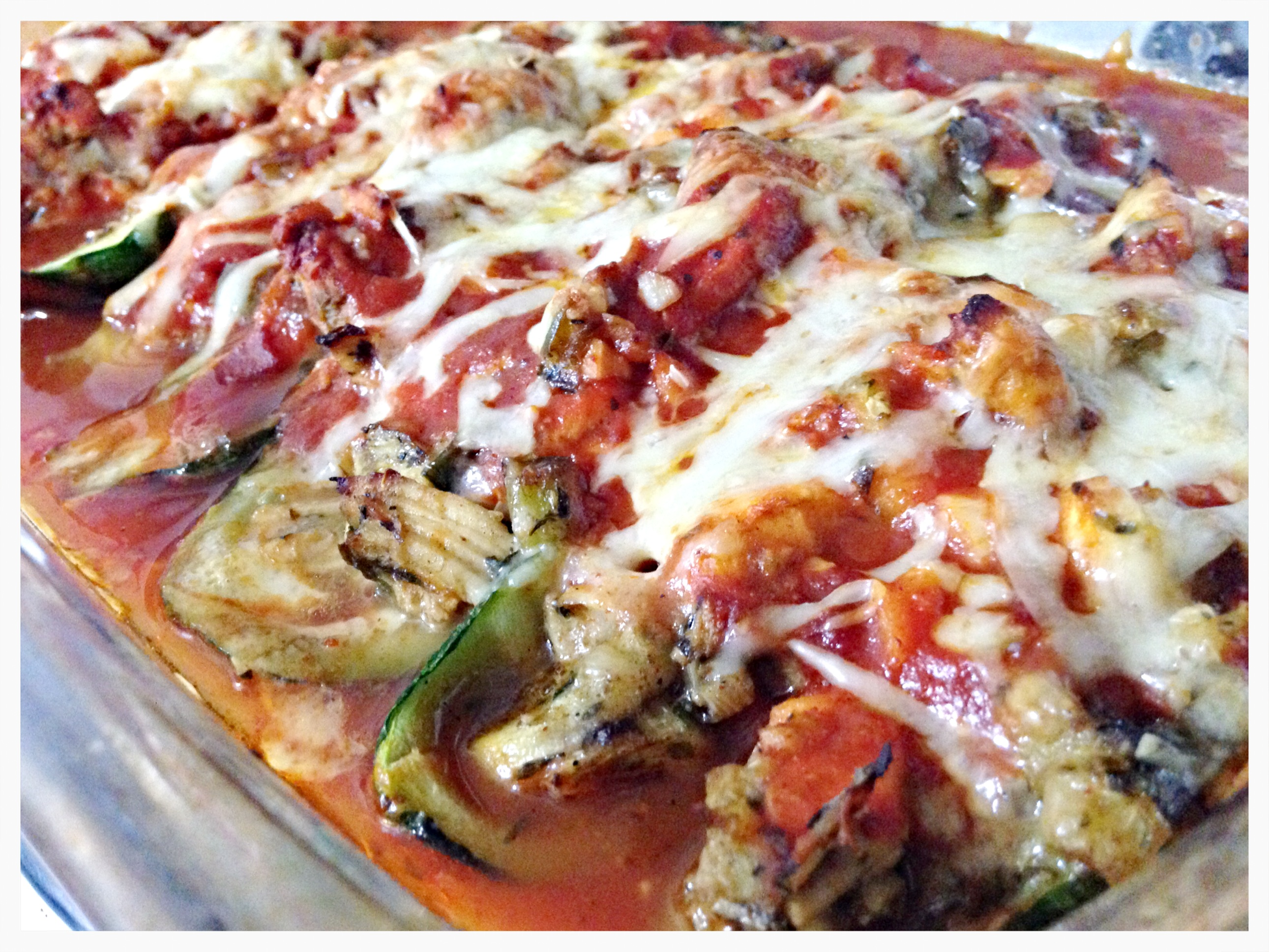 Chicken Enchilada Zucchini Boats   Feeding Mr. Rodgers