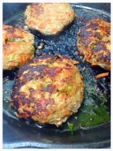 Teryaki Chicken Burgers 2